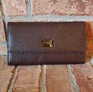 Nine & Co Brown Wallet